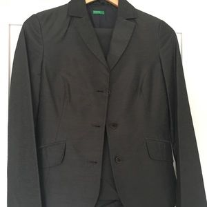 Made in Italy of Benetton suit